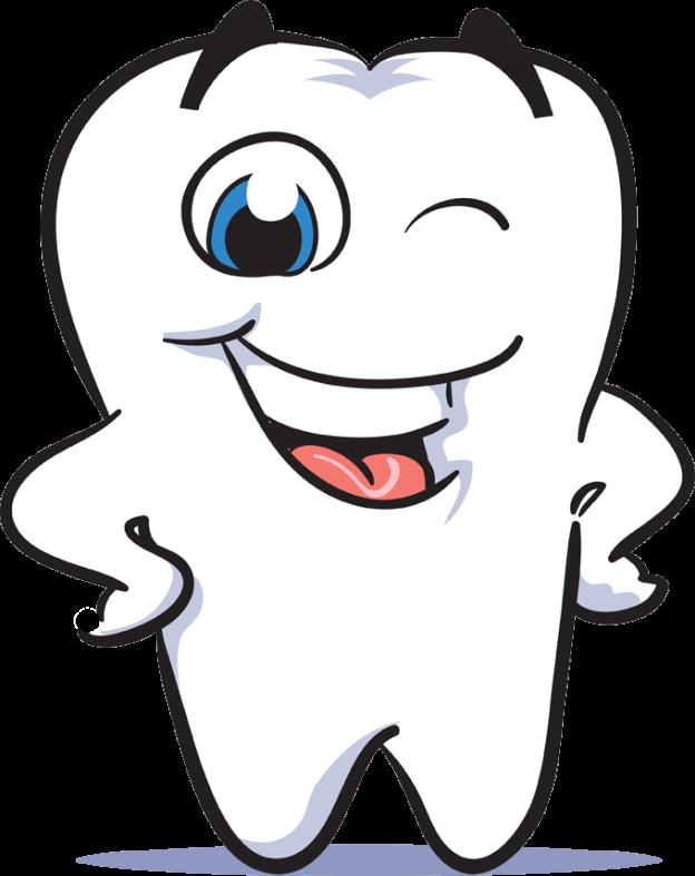 tanden aangetast door suiker